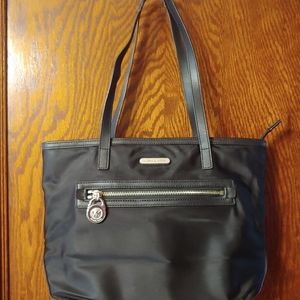 Michael Kors nylon shoulder bag